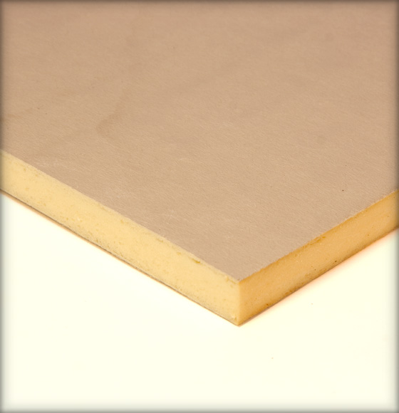 Polyisocyanurate boards